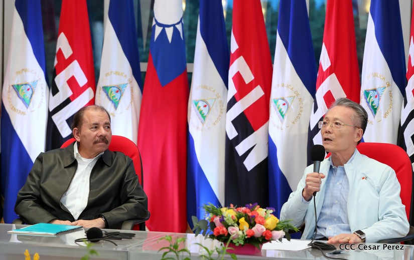 Fearing US Sanctions, Taiwan Gets Cold Feet with Ortega