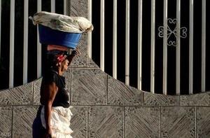 Woman in Granada, Nicaragua