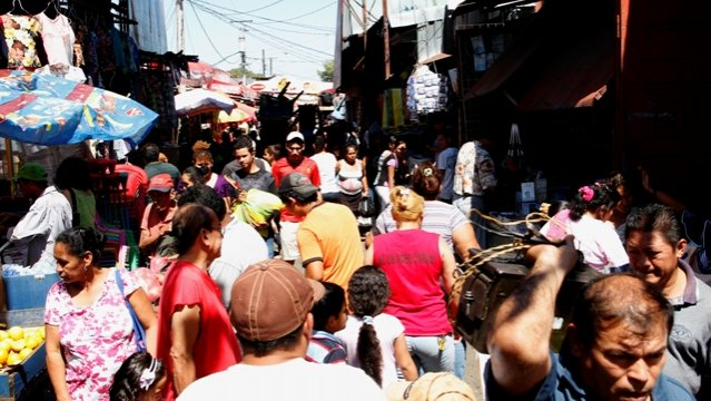 Drills will test the markets of the capital city to evaluate evacuation plans. The Mercado Oriental / El Nuevo Diario