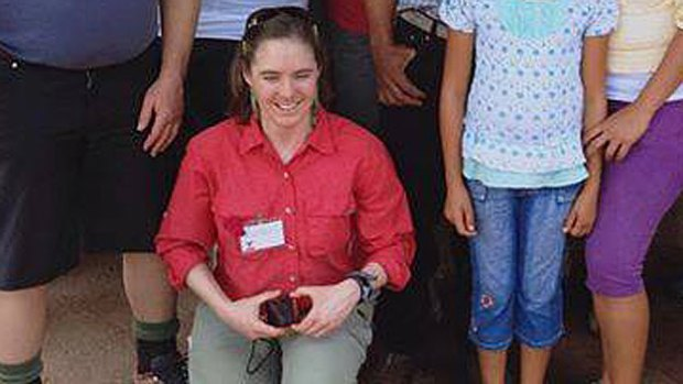 Lynnfield native Karen Colclough was murdered in Nicaragua. (Photo from Facebook)