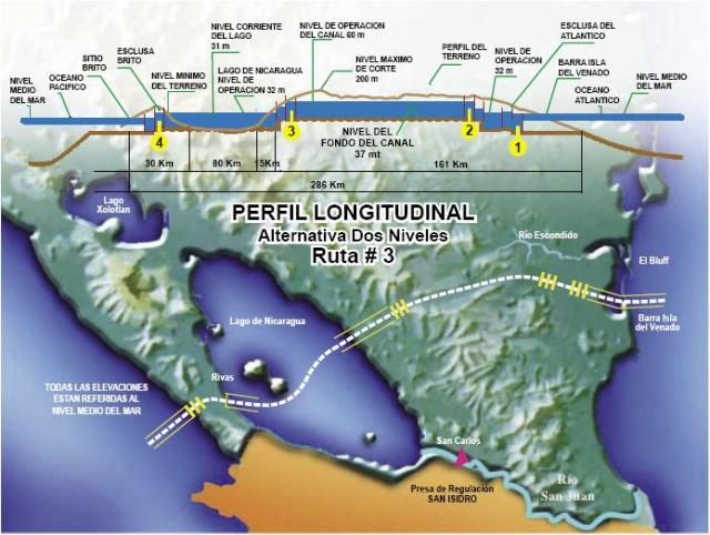 Route 3. Nicaragua Canal.preview