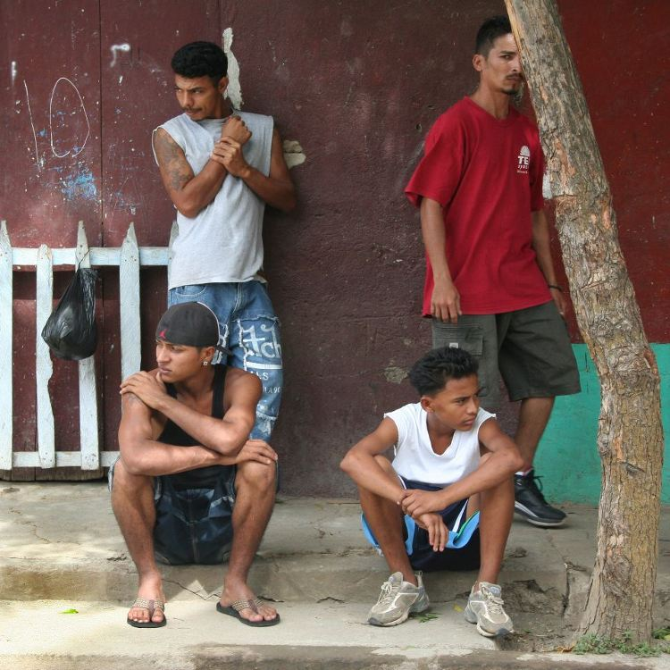 Nicaraguan Police Pespond Quickly to Threat of Youth Gangs ...