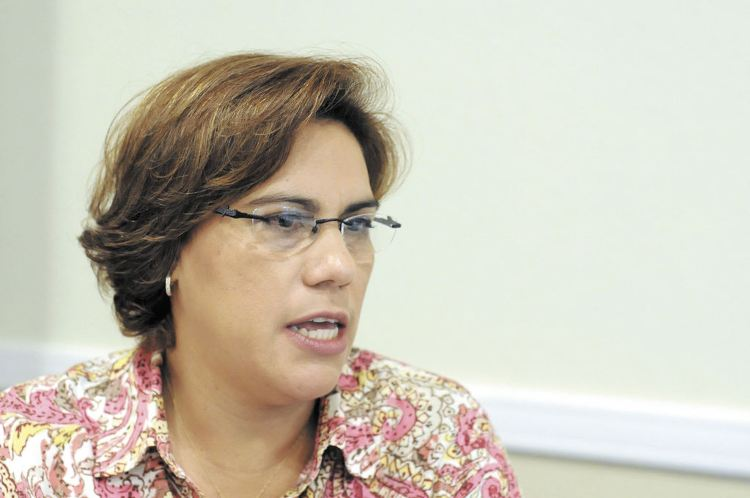 Elvira Cuadra, Directora Adjunta IEEPP