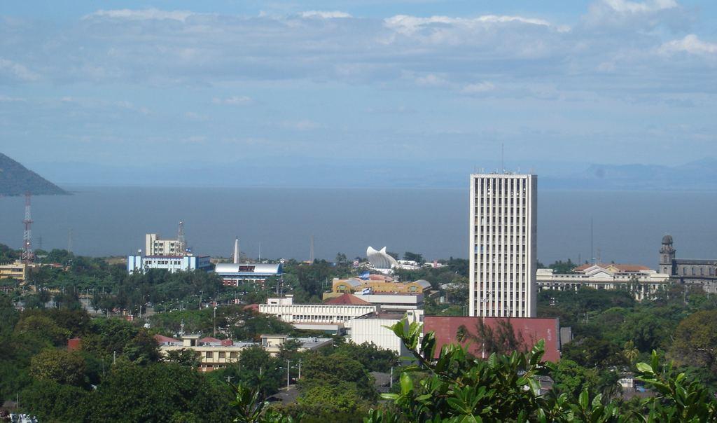 Managua, Nicaragua. Photo skyscrapercity.com