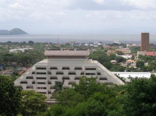 Managua, Nicaragua's capital city