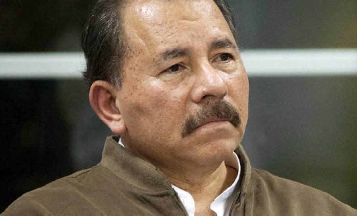 Daniel Ortega, Presidente de Nicaragua recibe a delegación del