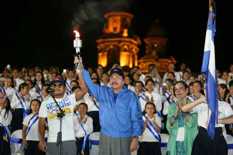 President Ortega Calls for Unity of Central America