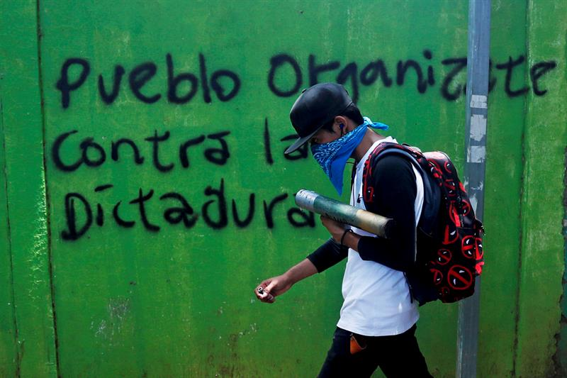 Ortega's Coup d'etat in Nicaragua