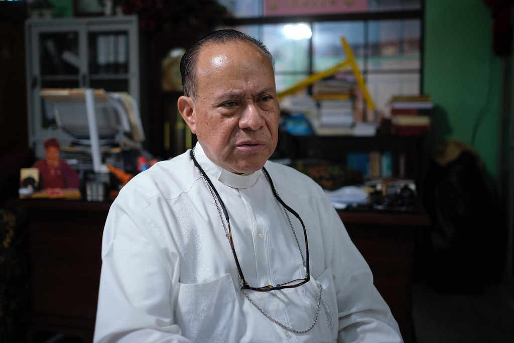 """There Is No Religious Freedom, We Feel Persecuted"": Nicaragua Bishop"