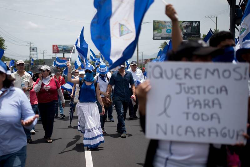 Nicaragua: The April Insurrection from a Student's Perspective