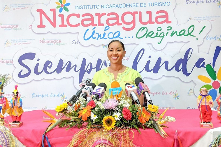 Tourism minister highlights industry recovery in Nicaragua